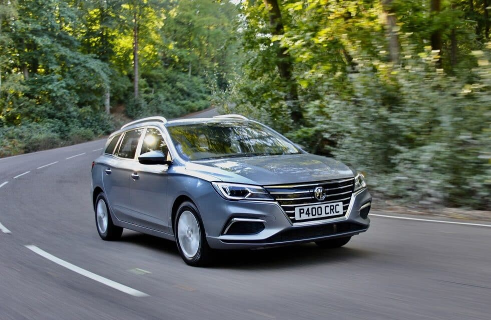 Sitting on the electric fence? MG offers additional £750 incentive for electric car newcomers