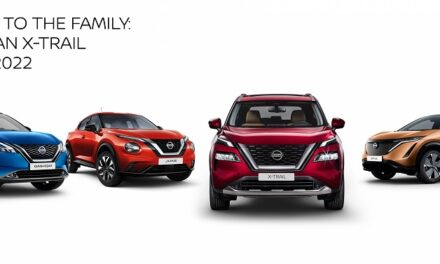 All-New Nissan X-TRAIL – coming to Europe next summer