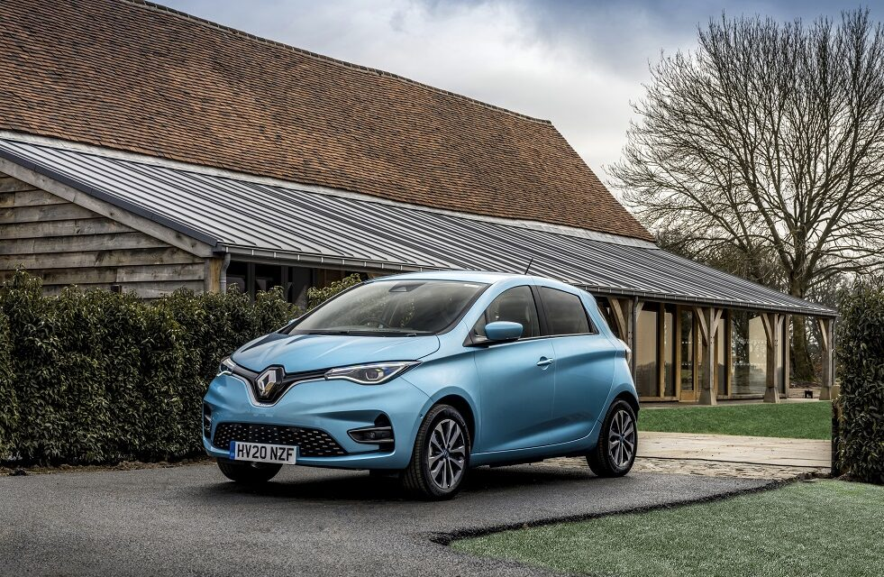 Renault ZOE ownership proves EV popularity goes beyond the city limits