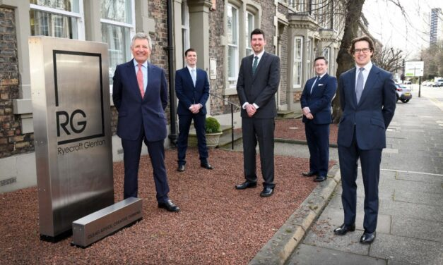 Three key promotions within growing audit and assurance services team