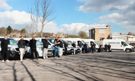 Bespoke painter and decorator S Nicholson & Sons creates six new jobs and expands fleet of vans