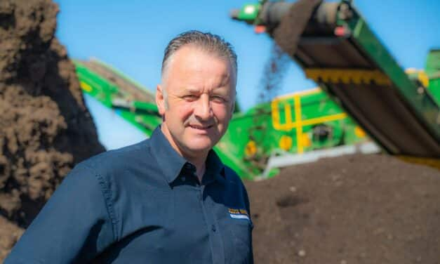 Scott Bros creates extra jobs as it ramps up production of recycled top soil, sand and aggregate