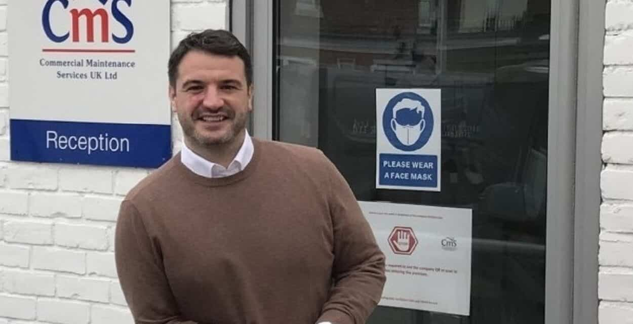 Commercial Maintenance Services Ltd appoints Scott to lead its new North West engineering hub