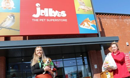 Charity event sponsor promises doggy delights