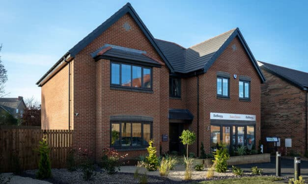 New-build detached homes beat prices for older properties in Fenham