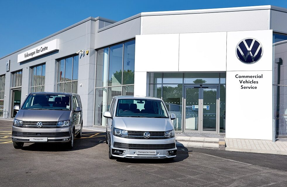 Volkswagen Commercial Vehicles launches simplified Service Plans from just £22.50 per month