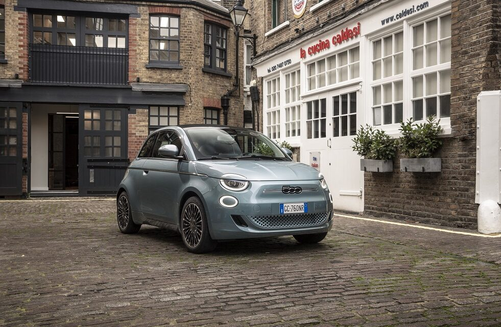 Fully-electric New Fiat 500 comes with power-saving mode so owners won't need to worry about running out of juice
