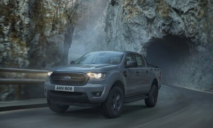 Ford Adds Exclusive New Ranger Stormtrak and Wolftrak Limited Editions to Europe's Best-Selling Pick-up Range