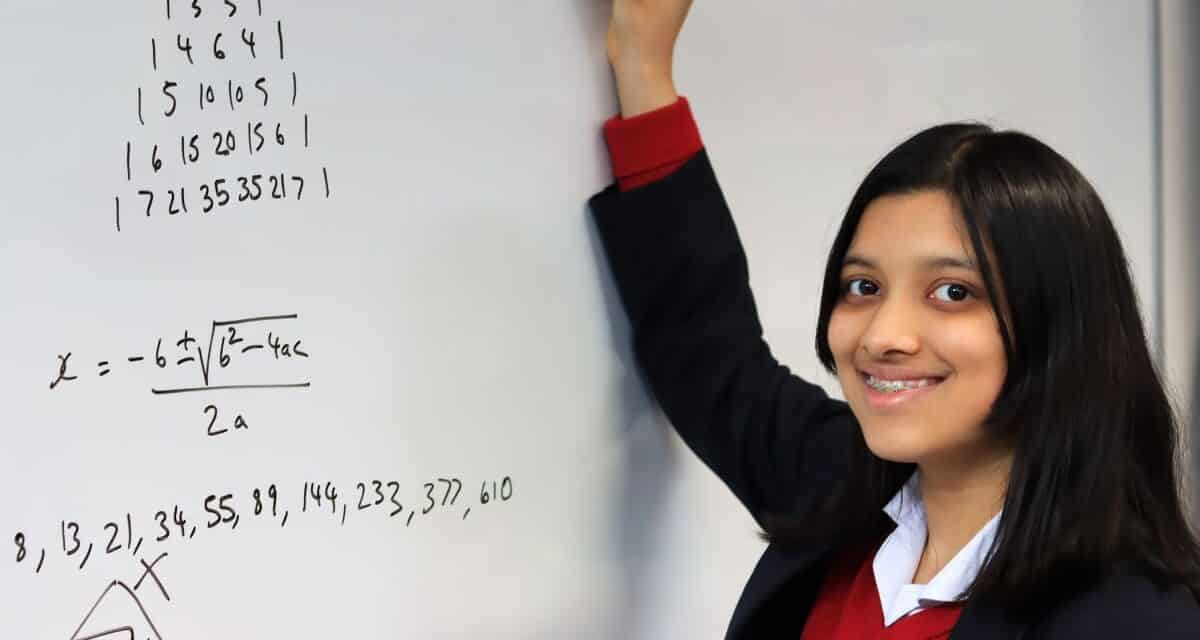 Competition adds up to maths success for Yarm School pupils
