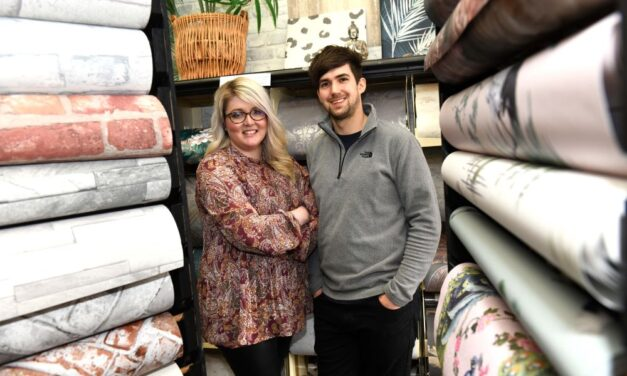 Colourful future for family-run business as online sales skyrocket
