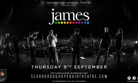 INDIE LEGENDS JAMES ANNOUNCE 2021 YORKSHIRE COAST HEADLINE SHOW