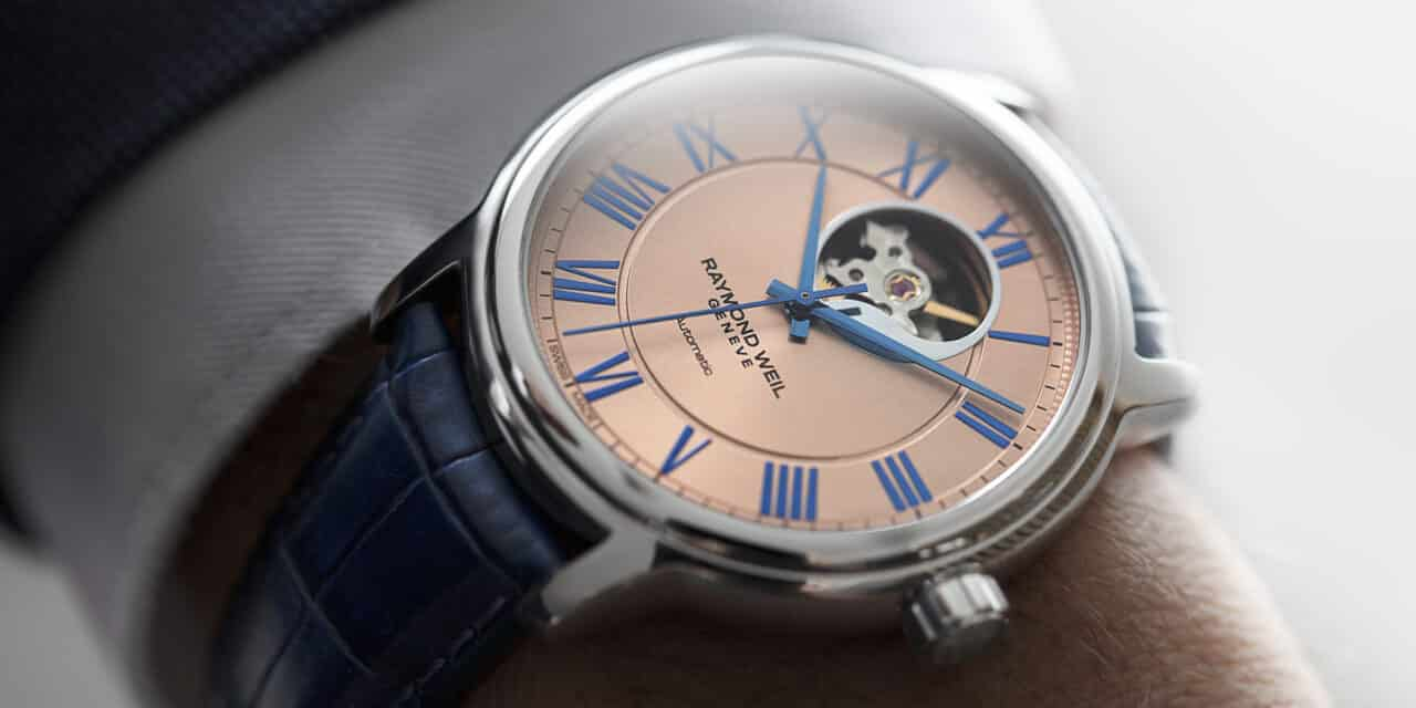 Automatic Maestro Collection; Raymond Weil