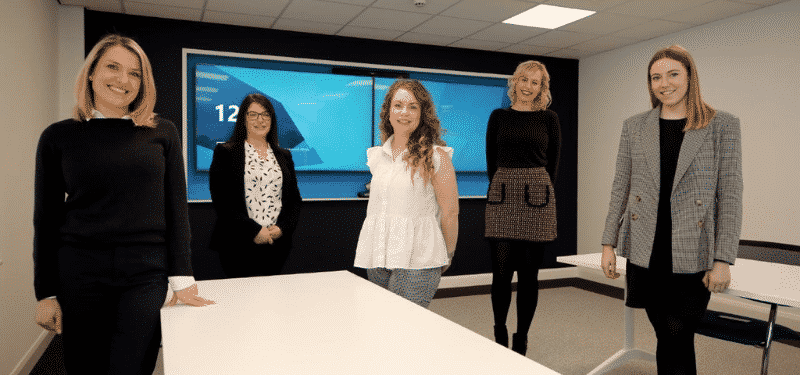 Championing careers in computing for women