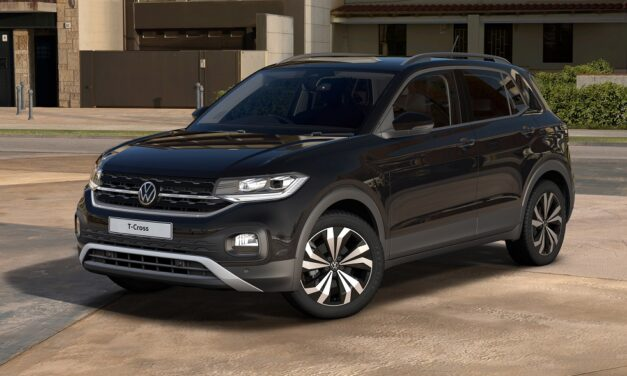 Volkswagen T-Cross range grows to include well-equipped Black Edition trim priced from £21,035 RRP OTR