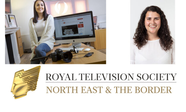Sunderland students triumph at RTS awards despite Covid challenges