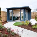 Garden Studio aids home working at Callerton development