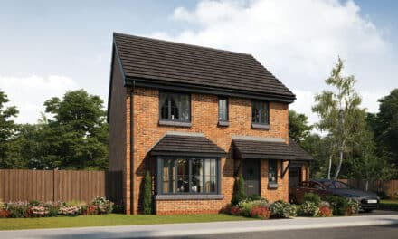 Two showhomes open at Bellway's Abbey Heights