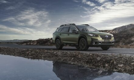 All-new Subaru Outback. A new generation of adventure awaits you