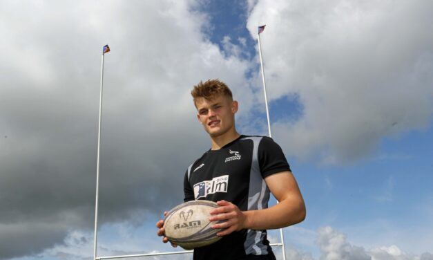 Double delight for rugby player Guy
