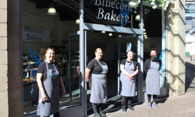 Bakery's move prompts expansion