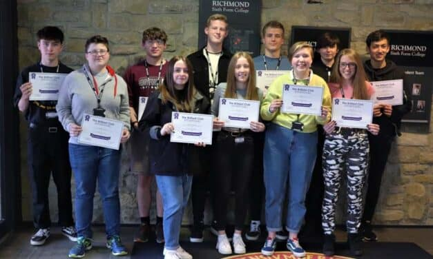 Students rewarded with best-ever Brilliant Club results