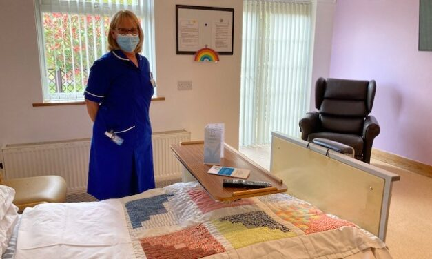Nursing vacancies filled after successful open day at hospice