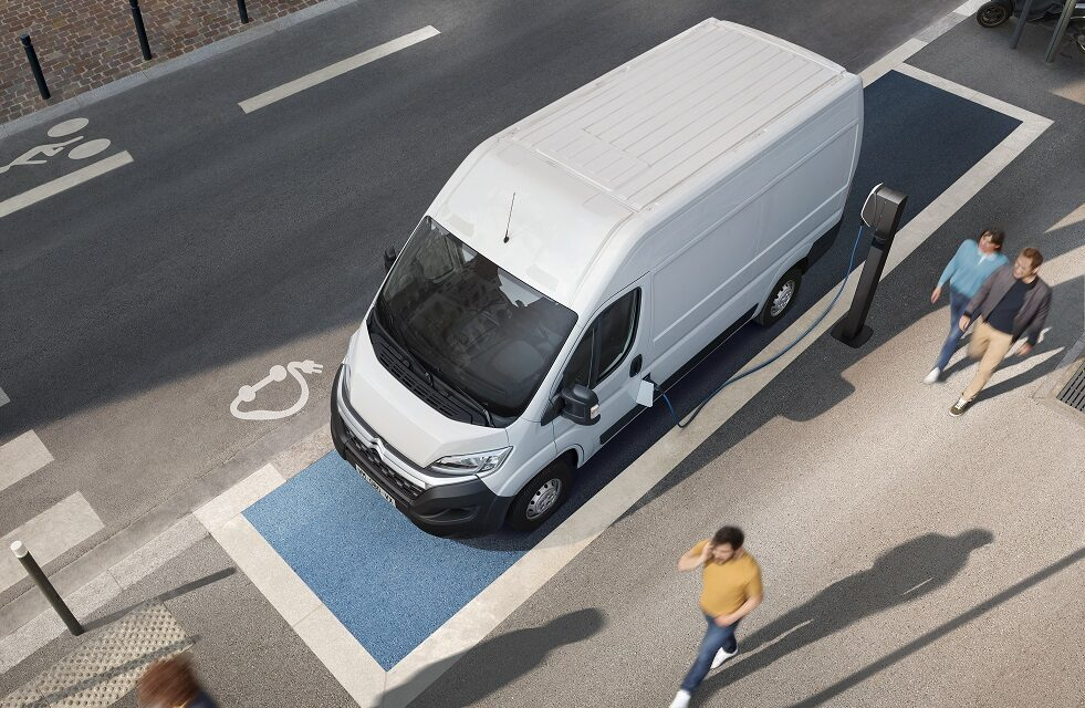 Citroën UK confirms pricing and specification for new ë-Relay with order books now open