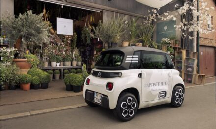 Citroën launches MY AMI CARGO: Made for business users