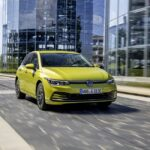 Volkswagen expands plug-in hybrid line-up of new Golf with UK launch of frugal 204 PS eHybrid