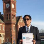 Ripon Grammar pupil wins award for carbon tracking rail app design