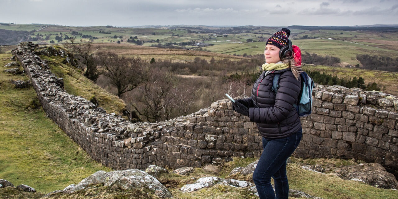 Northumberland National Park Supports Local Emerging Artists for a Geolocated Soundwalk