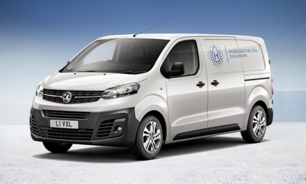 Vauxhall Vivaro-e HYDROGEN: Plug-in fuel cell electric vehicle offers 249 mile range and rapid three minute refuelling