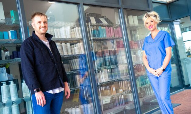 Darlington salon partners with accredited aesthetics practitioner
