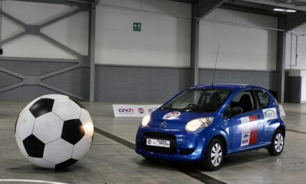 Football's Coming Home for The British Motor Show, but who will win the battle of the celebs?