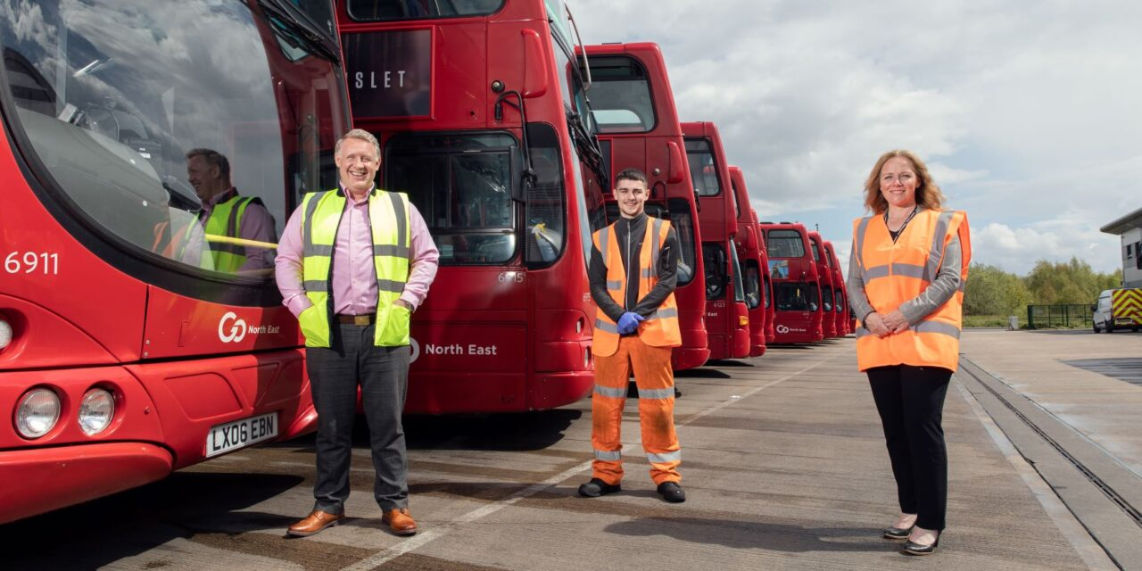 Go North East calls for next generation of apprentices