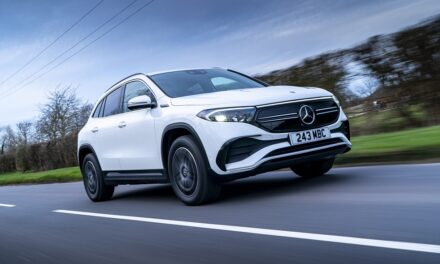 The Mercedes-Benz EQA family is growing: two further versions with all-wheel drive now available to order
