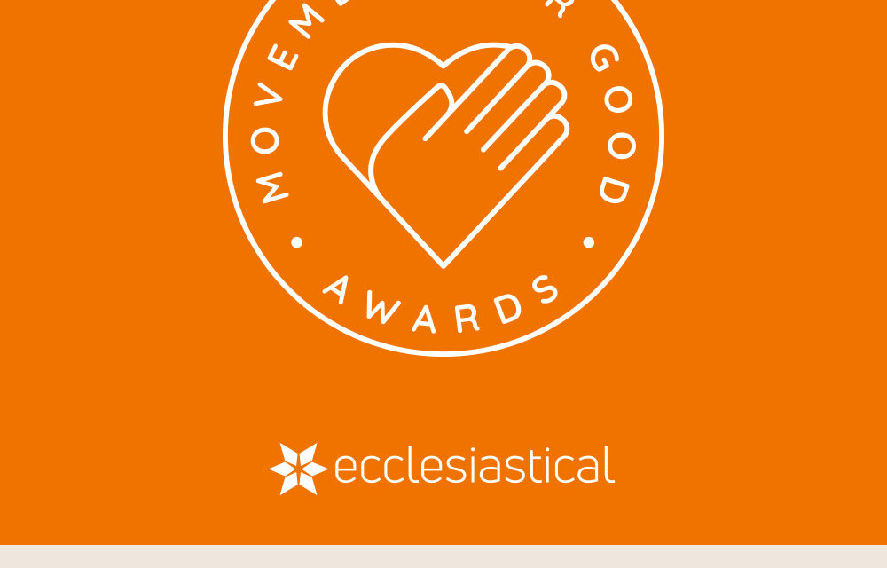 Ecclesiastical Insurance Group launches the Movement for Good awards 2021