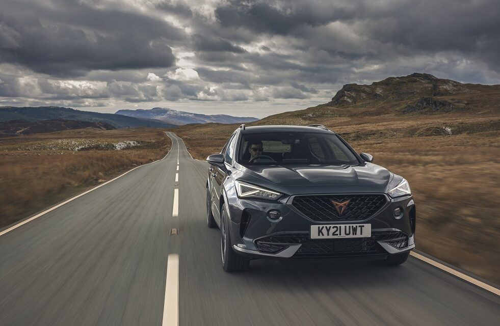 New variants added to CUPRA Formentor and Leon Estate line-ups