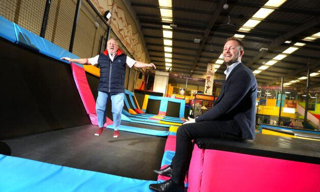 Play Time At Upgraded Mister Twister's Thanks To North East Fund Investment Support