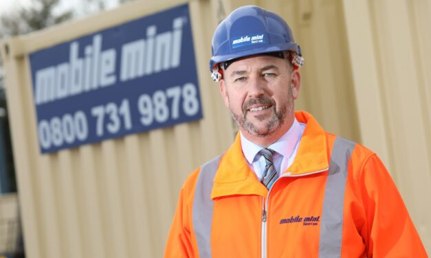 Mobile Mini SHEQ team named 'Team of the Year' by British Safety Council