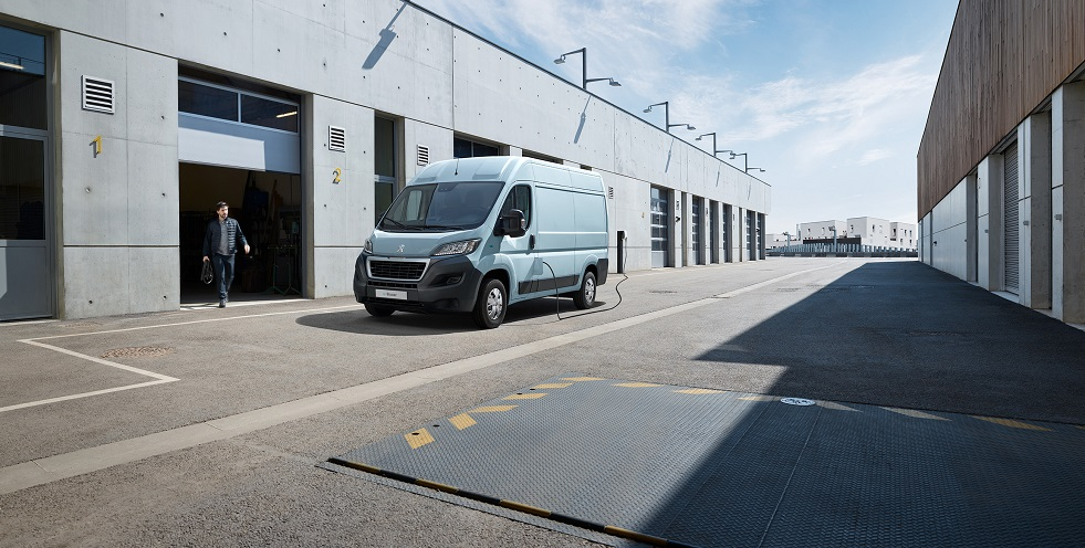 PEUGEOT unveils prices and specification for e-Boxer van