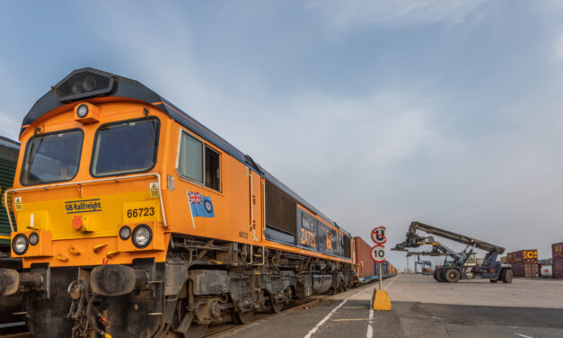 PD Ports boosts Scottish rail freight service to support customer demand