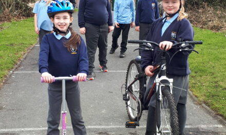 Top 10 place for South Tyneside school in cycling challenge