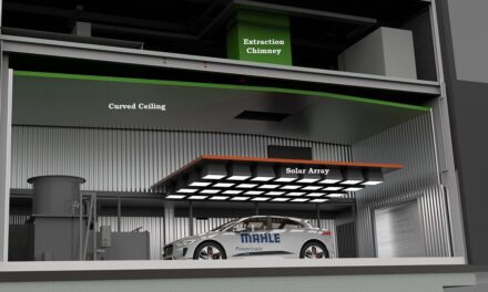 MAHLE Powertrain breaks ground on new EV and hydrogen focused test chamber