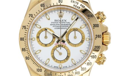 A Sports Watch for Those Who Live the High Life: A Review of Rolex Daytona 116528