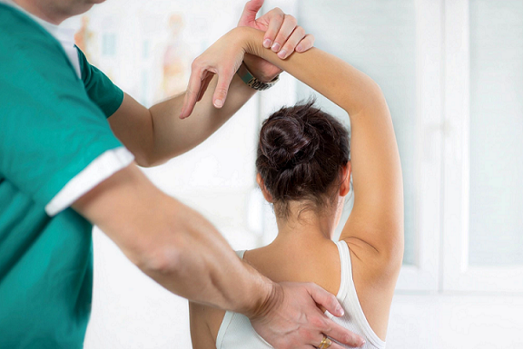 Physiotherapy from Your Own Space