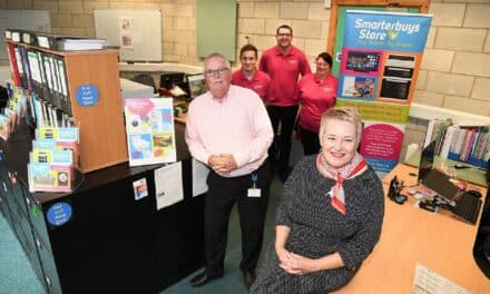 Charity celebrates ten years at the forefront of ethical lending