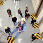 Teesside's TIS (NGA) launches new rope access training school