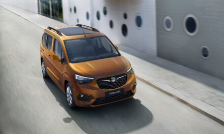 Vauxhall announces pricing and specification for all-new Combo-e Life