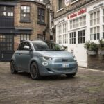 New all-electric Fiat 500 picks up duo of trophies at the inaugural Electrifying.com awards